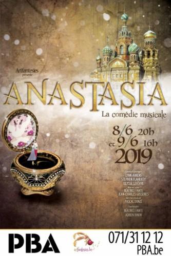 Anastasia info